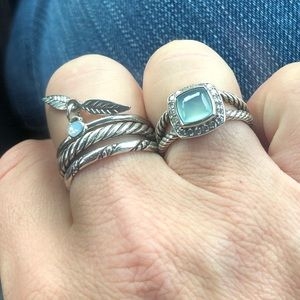 David Yurman Jewelry - David Yurman Petite Albion Ring